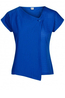 Who's That Girl top clip blauw