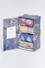 Thought sokken seaside sock box multicolor