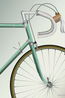 Vissevasse poster racing bicycle