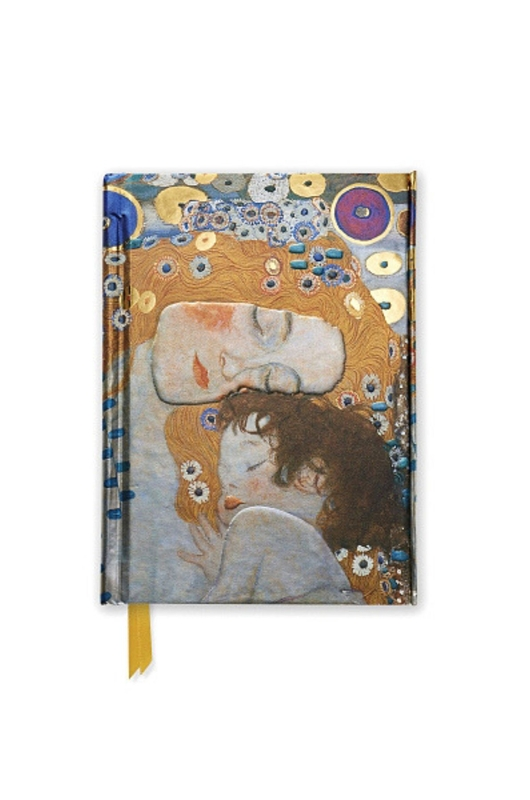 Flame Tree pocketboek Klimt Three Ages of a Woman