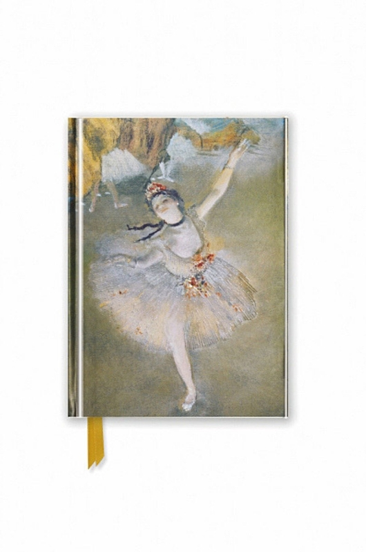 Flame Tree pocketboek Degas The Star
