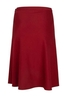 Very Cherry rok a line skirt rood