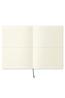 Midori Paper Products notebook A5 ruled lines ecru