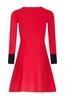 Smashed Lemon jurk   rood