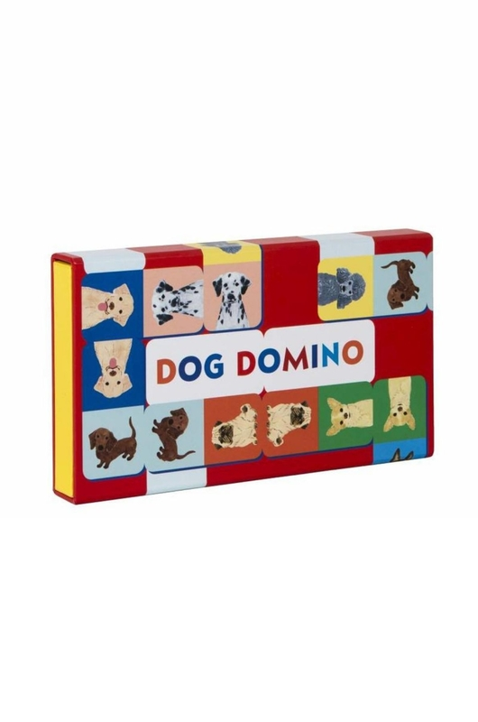 Laurence King dog domino