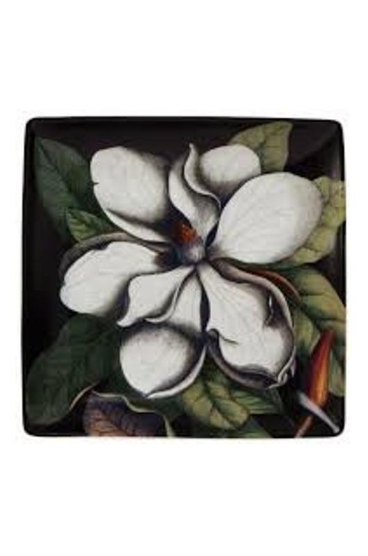 Cubic Biologica magnolia schaal