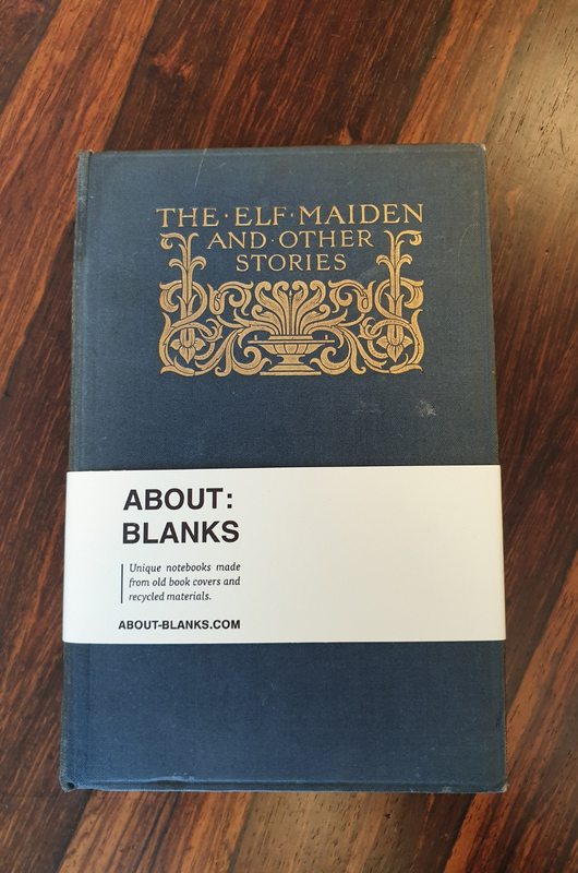 About Blanks Notitieboek The Elf Maiden And Other Stories