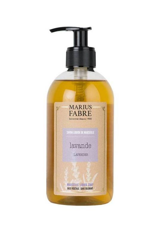 Marius Fabre vloeibare Marseille zeep Lavendel