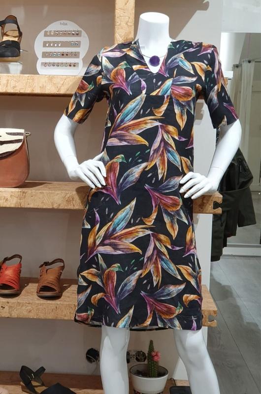 La Fée Maraboutée jurk  multicolor