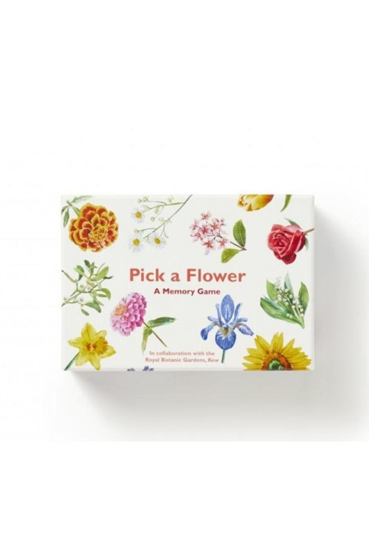 Laurence King memory pick a flower